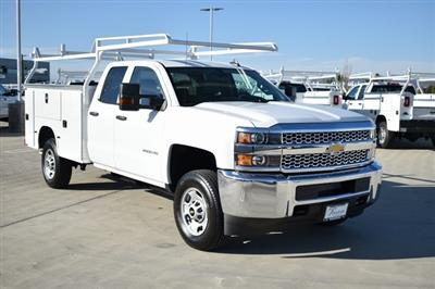 2019 Chevrolet Silverado 2500 Double Cab 4x2, Knapheide Steel Service Body Utility #M191194 - photo 1