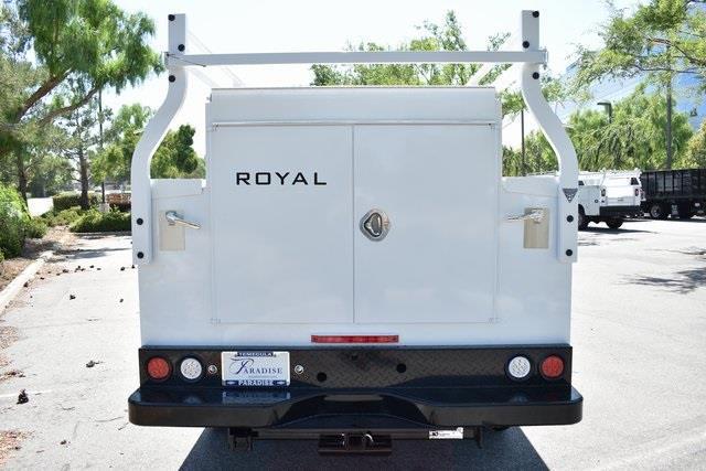 2019 Silverado 2500 Double Cab 4x2, Royal Service Body Utility #M191202 - photo 5