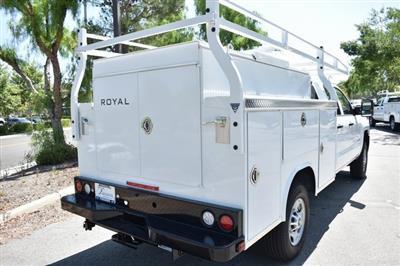 2019 Silverado 2500 Double Cab 4x2, Royal Service Body Utility #M191202 - photo 6