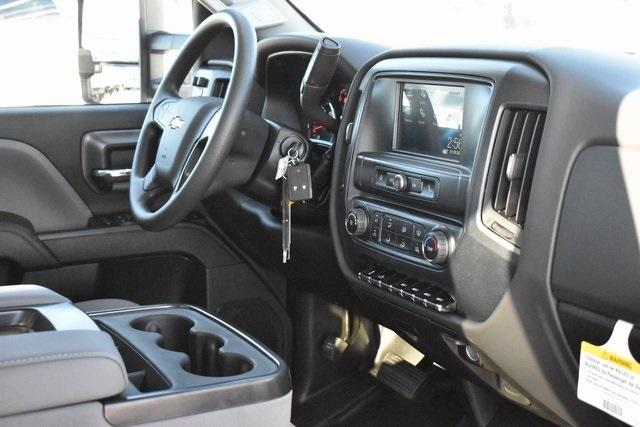 2019 Silverado 2500 Double Cab 4x2, Knapheide Steel Service Body Utility #M191207 - photo 14