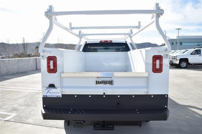 2019 Silverado 2500 Double Cab 4x2, Knapheide Steel Service Body Utility #M191210 - photo 7
