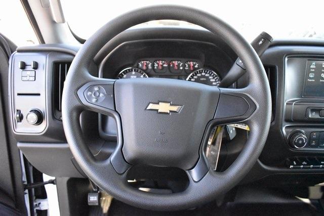 2019 Chevrolet Silverado 2500 Double Cab 4x2, Knapheide Steel Service Body Utility #M191212 - photo 20