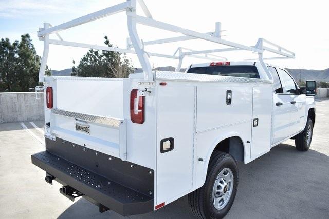 2019 Silverado 2500 Double Cab 4x2, Knapheide Steel Service Body Utility #M191217 - photo 2