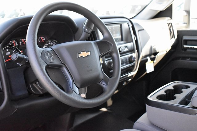 2019 Chevrolet Silverado 2500 Double Cab 4x2, Knapheide Steel Service Body Utility #M191218 - photo 18