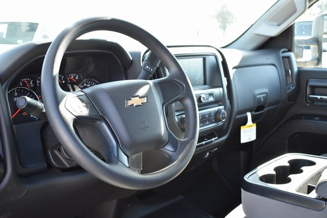 2019 Silverado 2500 Double Cab 4x2,  Harbor Utility #M19122 - photo 20