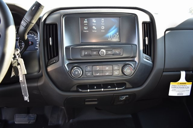 2019 Silverado 2500 Double Cab 4x2,  Harbor Utility #M19122 - photo 23