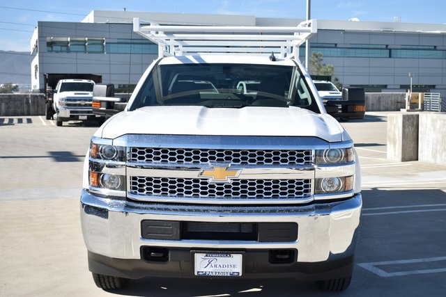 2019 Silverado 2500 Double Cab 4x2,  Harbor Utility #M19122 - photo 4