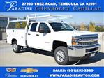 2019 Silverado 2500 Double Cab 4x2,  Harbor Utility #M19122 - photo 1