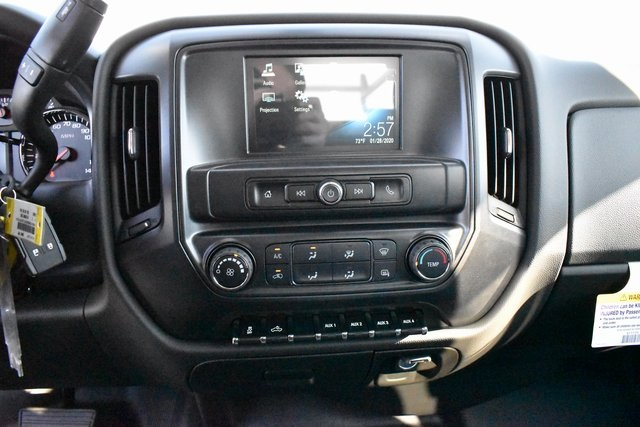 2019 Chevrolet Silverado 2500 Double Cab 4x2, Knapheide Steel Service Body Utility #M191221 - photo 21