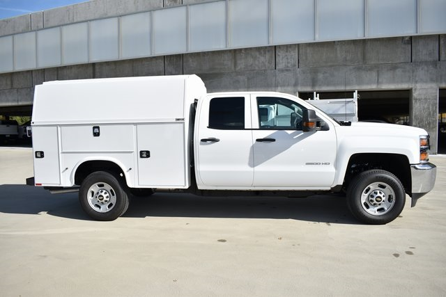 2019 Chevrolet Silverado 2500 Double Cab 4x2, Knapheide KUVcc Utility #M191223 - photo 3