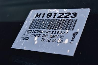 2019 Chevrolet Silverado 2500 Double Cab 4x2, Knapheide KUVcc Utility #M191223 - photo 4