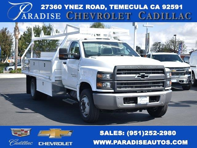 2019 Chevrolet Silverado 5500 Regular Cab DRW 4x2, Martin Contractor Body #M191224 - photo 1