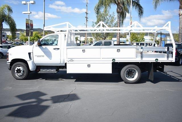 2019 Chevrolet Silverado 5500 Regular Cab DRW 4x2, Martin Contractor Body #M191224 - photo 3