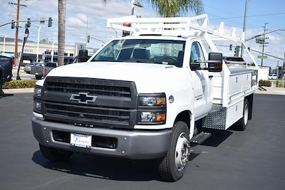2019 Chevrolet Silverado 5500 Regular Cab DRW 4x2, Martin Contractor Body #M191224 - photo 5