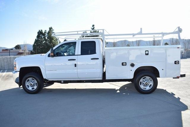 2019 Silverado 2500 Double Cab 4x2, Knapheide Steel Service Body Utility #M191226 - photo 5