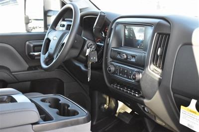 2019 Silverado 2500 Double Cab 4x2, Knapheide Steel Service Body Utility #M191226 - photo 14