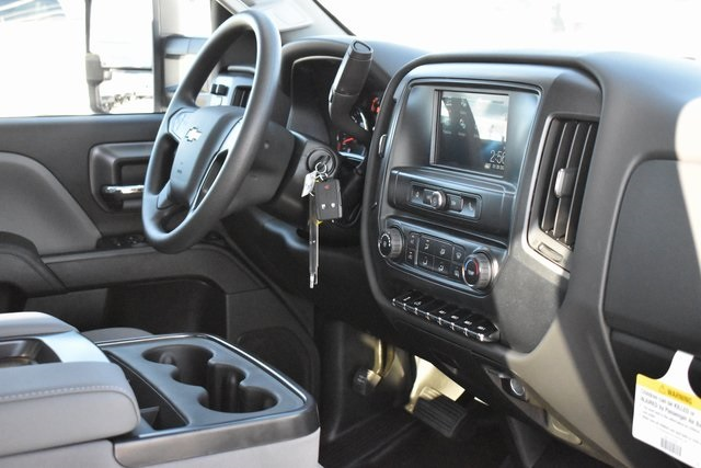 2019 Silverado 2500 Double Cab 4x2, Knapheide Steel Service Body Utility #M191227 - photo 14