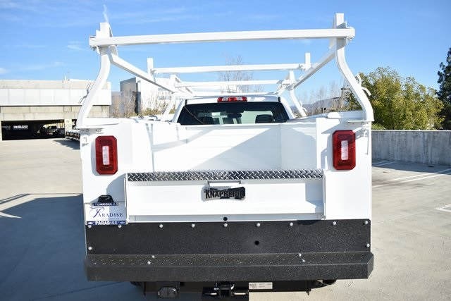 2019 Silverado 2500 Double Cab 4x2, Knapheide Steel Service Body Utility #M191227 - photo 7