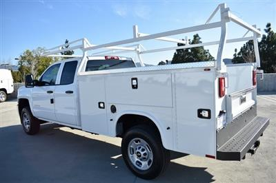 2019 Silverado 2500 Double Cab 4x2, Knapheide Steel Service Body Utility #M191227 - photo 6