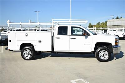 2019 Silverado 2500 Double Cab 4x2, Knapheide Steel Service Body Utility #M191227 - photo 8