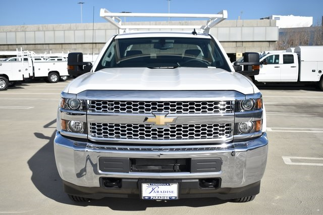 2019 Silverado 2500 Double Cab 4x2, Knapheide Steel Service Body Utility #M191229 - photo 3