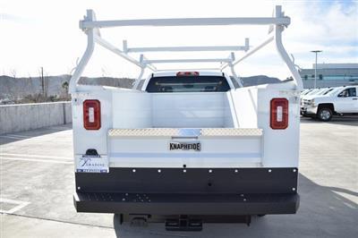 2019 Chevrolet Silverado 2500 Double Cab 4x2, Knapheide Steel Service Body Utility #M191229 - photo 7
