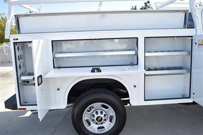 2019 Chevrolet Silverado 2500 Double Cab 4x2, Knapheide Steel Service Body Utility #M191229 - photo 9
