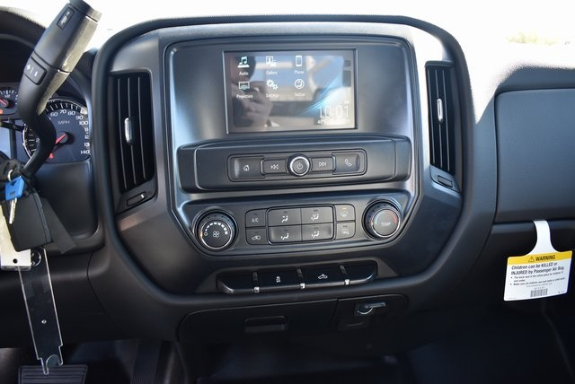 2019 Silverado 2500 Double Cab 4x2,  Harbor Utility #M19123 - photo 24