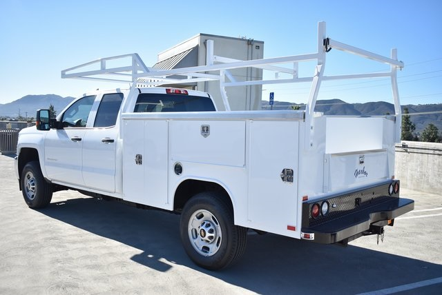 2019 Silverado 2500 Double Cab 4x2,  Harbor Utility #M19123 - photo 8