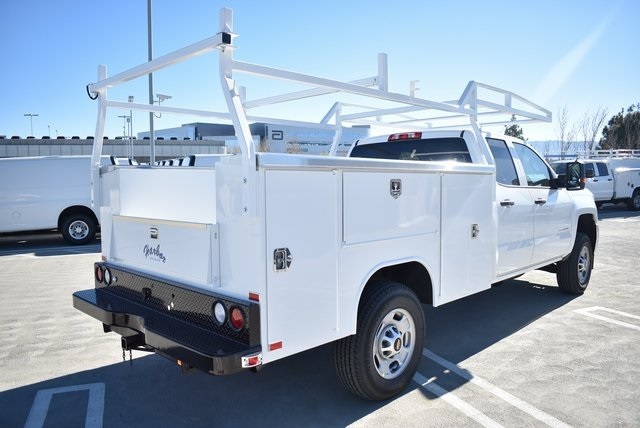 2019 Silverado 2500 Double Cab 4x2,  Harbor Utility #M19123 - photo 2