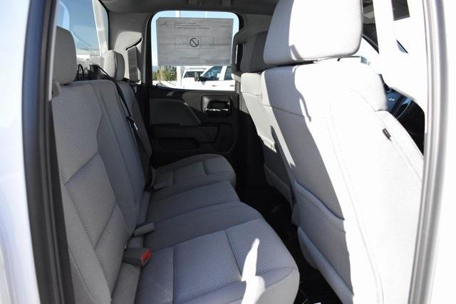 2019 Silverado 2500 Double Cab 4x2, Knapheide Steel Service Body Utility #M191230 - photo 17