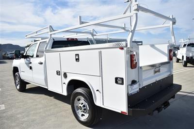 2019 Chevrolet Silverado 2500 Double Cab 4x2, Knapheide Steel Service Body Utility #M191230 - photo 6