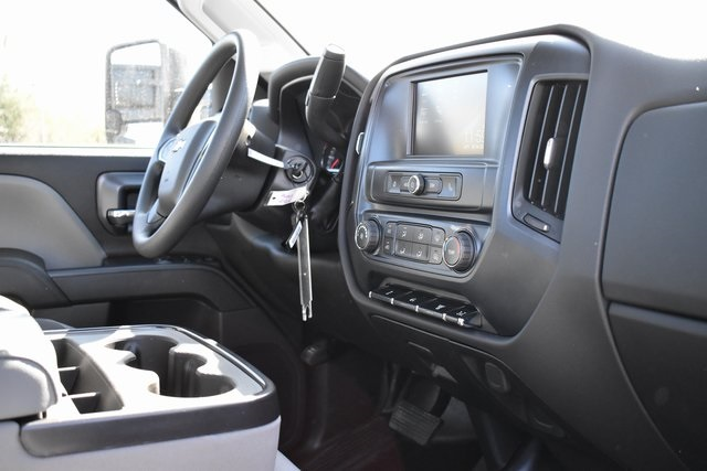 2019 Silverado 5500 Regular Cab DRW 4x2, Cab Chassis #M191235 - photo 6