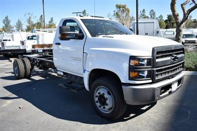 2019 Silverado 5500 Regular Cab DRW 4x2, Cab Chassis #M191235 - photo 1