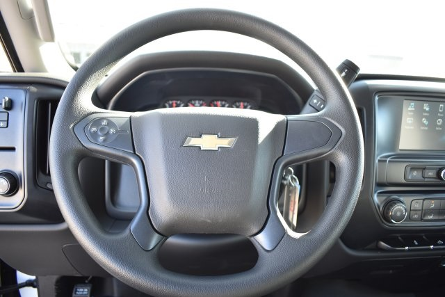 2019 Silverado 2500 Double Cab 4x2,  Harbor TradeMaster Utility #M19124 - photo 22