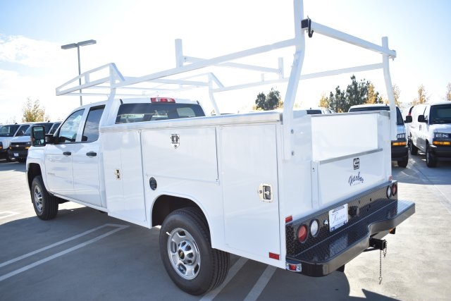 2019 Silverado 2500 Double Cab 4x2,  Harbor TradeMaster Utility #M19124 - photo 7