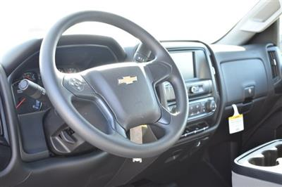 2019 Silverado 2500 Double Cab 4x2,  Harbor TradeMaster Utility #M19124 - photo 20