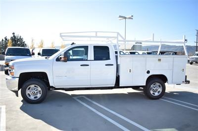 2019 Silverado 2500 Double Cab 4x2,  Harbor TradeMaster Utility #M19124 - photo 6