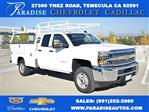 2019 Silverado 2500 Double Cab 4x2,  Harbor Utility #M19124 - photo 1