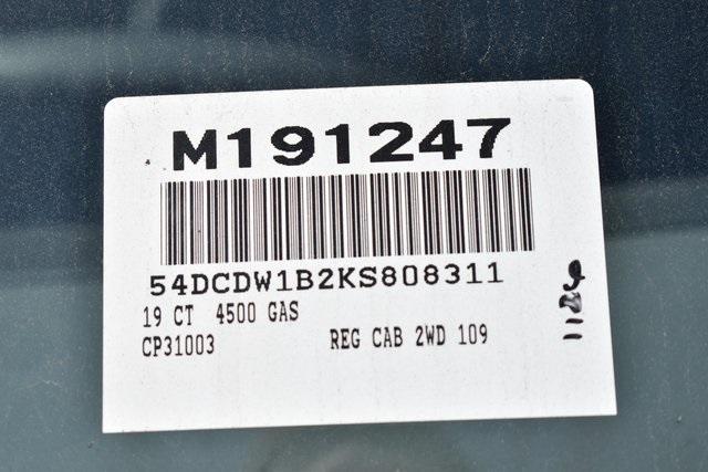 2019 LCF 4500 Regular Cab 4x2, Martin Landscape Dump #M191247 - photo 3
