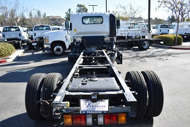 2019 LCF 5500XD Regular Cab 4x2, Cab Chassis #M191249 - photo 1
