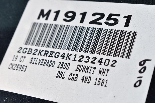 2019 Silverado 2500 Double Cab 4x4, Harbor TradeMaster Utility #M191251 - photo 3