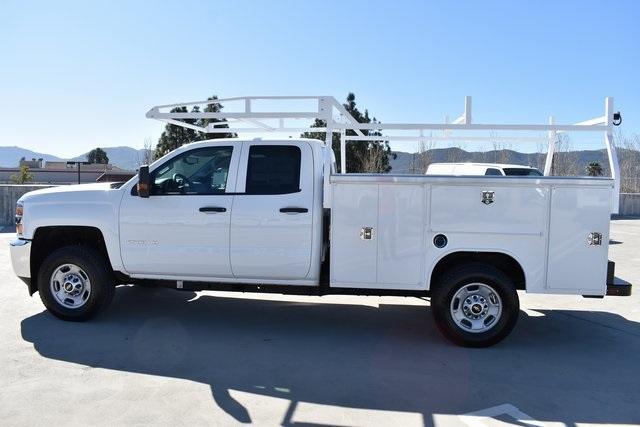 2019 Silverado 2500 Double Cab 4x4, Harbor TradeMaster Utility #M191251 - photo 4