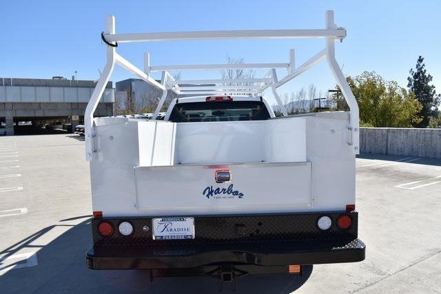 2019 Silverado 2500 Double Cab 4x4, Harbor TradeMaster Utility #M191251 - photo 5