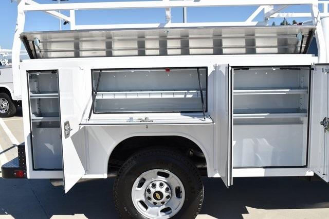 2019 Silverado 2500 Double Cab 4x4, Harbor TradeMaster Utility #M191251 - photo 7