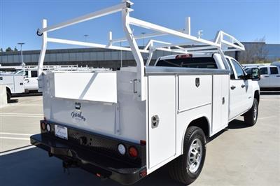 2019 Silverado 2500 Double Cab 4x4, Harbor TradeMaster Utility #M191251 - photo 2