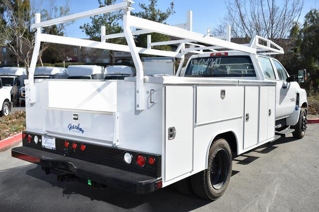 2019 Silverado 4500 Crew Cab DRW 4x2, Harbor Utility #M191255 - photo 1