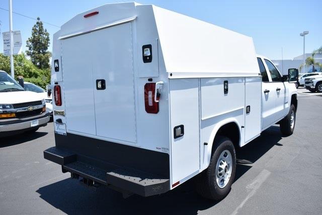 2019 Silverado 2500 Double Cab 4x2, Knapheide KUVcc Utility #M191259 - photo 7