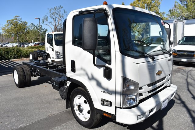 2019 LCF 4500 Regular Cab 4x2, Cab Chassis #M191261 - photo 1