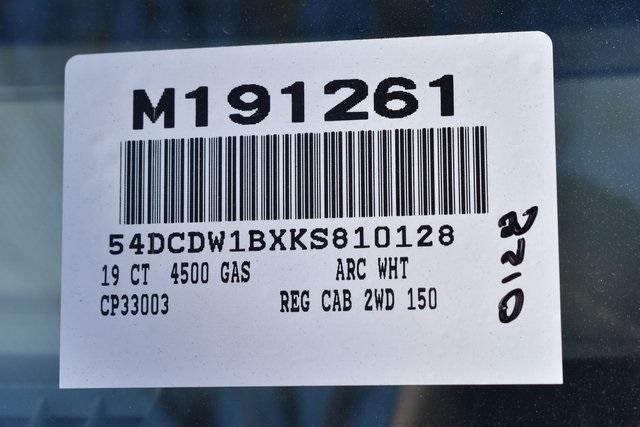 2019 LCF 4500 Regular Cab 4x2, Cab Chassis #M191261 - photo 3
